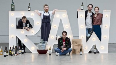 Raw Wine Fair London 2017