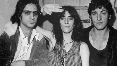 Jimmy Iovine - Patti Smith - Bruce Springsteen