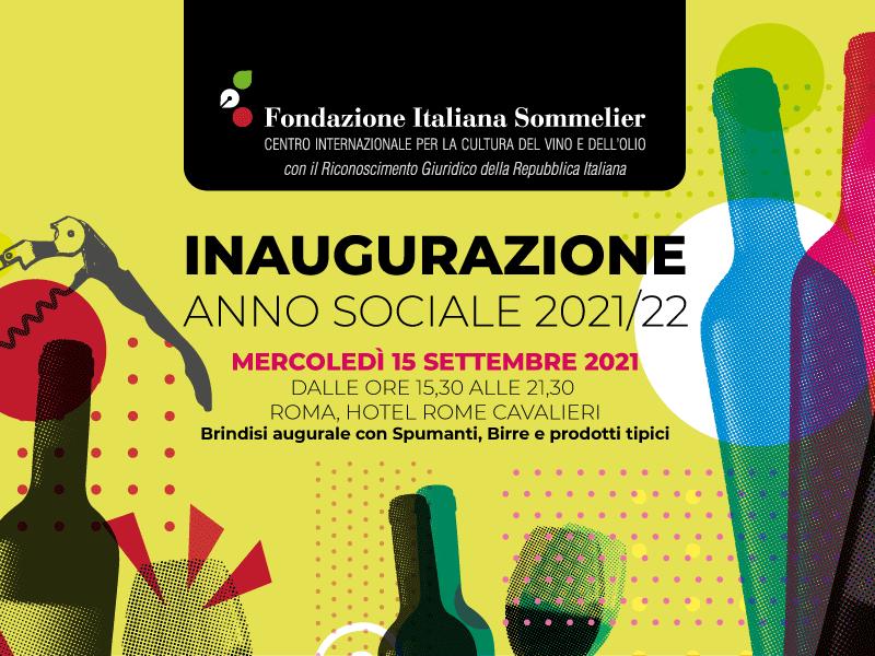 Inaugurazione 2021-2022